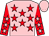 Poker School silk
