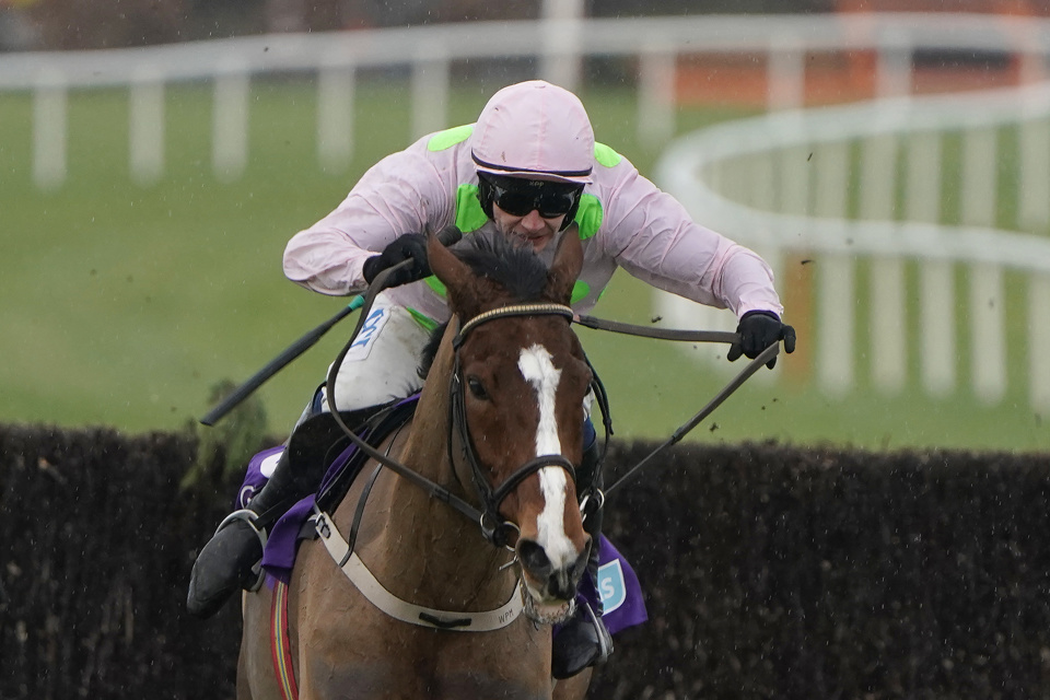 Faugheen is fancied to claim victory in the Marsh Novices' Chase on Thursday.