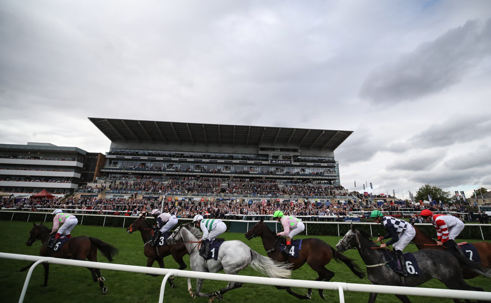 Chris Baker's Nap of the day runs at Doncaster