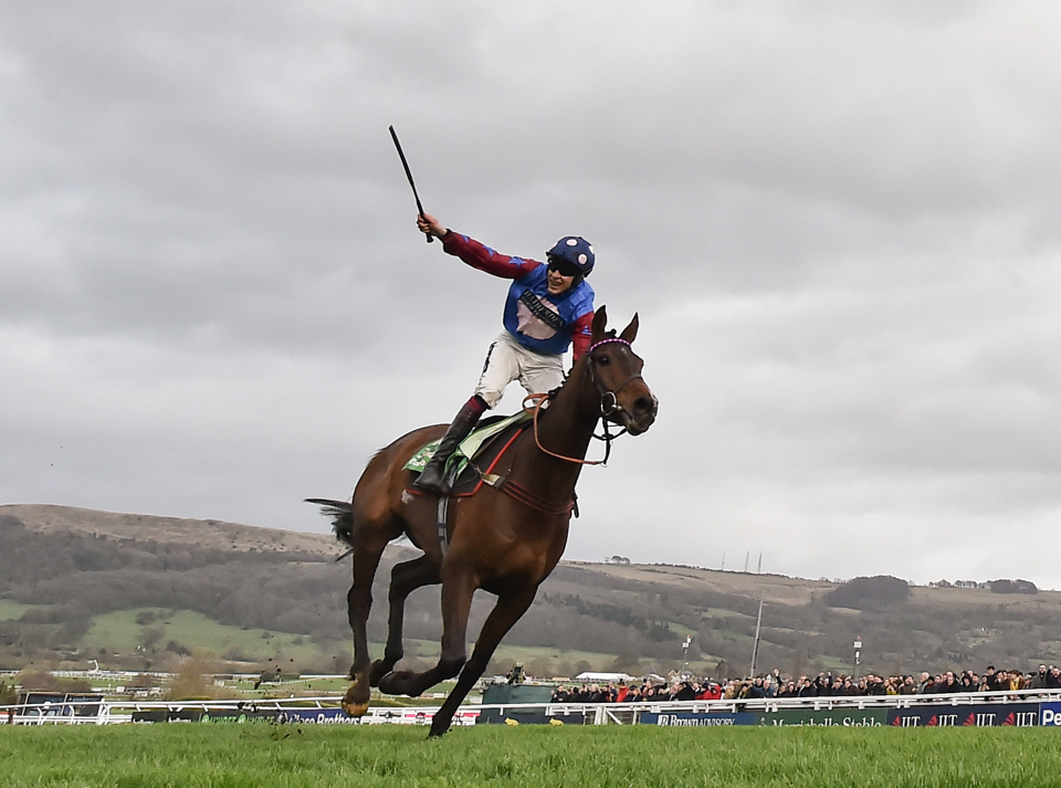 Paisley Park was an impressive winner of the 2019 Stayers' Hurdle.