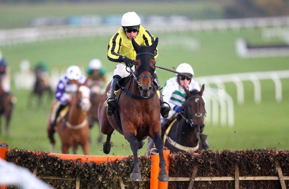 Allmankind is entered to run at Cheltenham on Saturday.