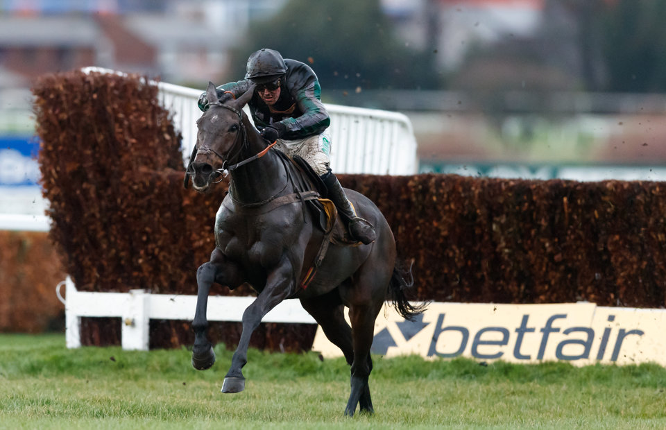 Altior has options in both the Betfair Chase at Haydock and the 1965 Chase at Ascot on Saturday.