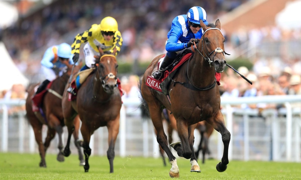 Battaash has won each of the last three renewals of the King George Stakes.