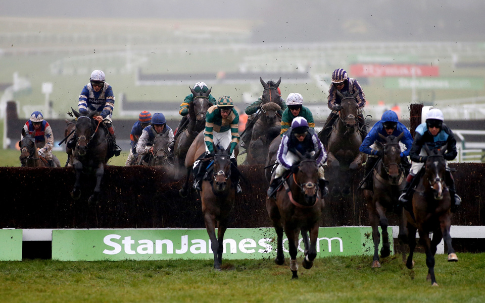 Saturday's Caspian Caviar Gold Cup is one of the most competitive handicaps of the season.