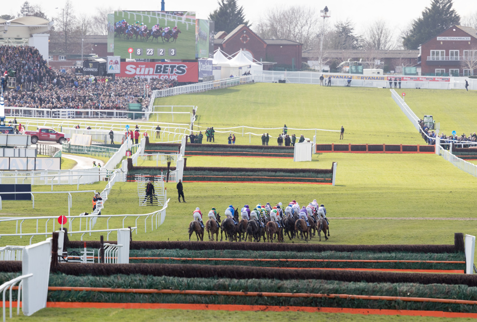 The December Gold Cup at Cheltenham is always a fantastic race