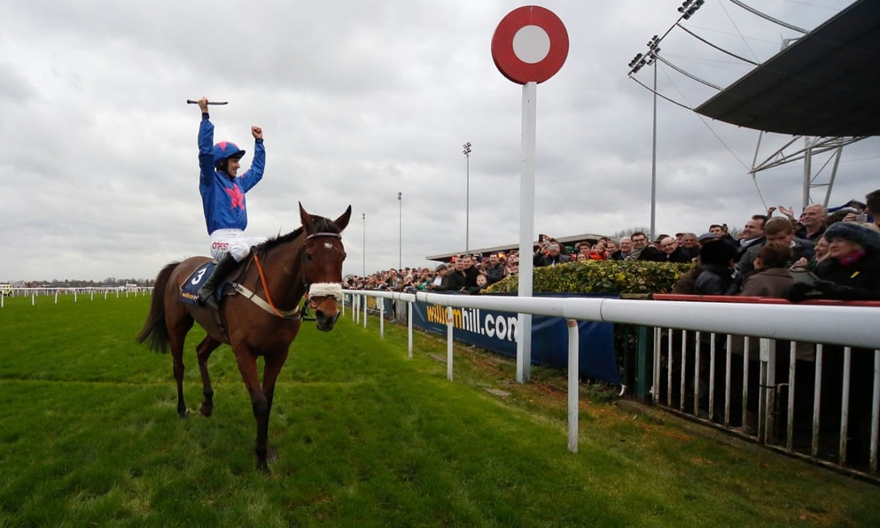 The King George VI Chase is one of the biggest Jumps races of the season.