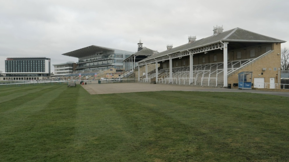 Doncaster was due to host a crowd on each of the four days of the St Leger meeting.