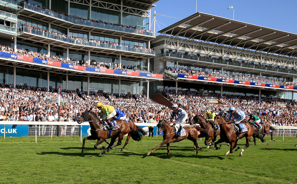 York plays host to the International Stakes on day one of the Ebor Festival.