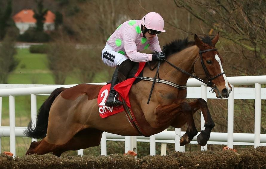 Faugheen was an excellent winner of the Irish Champion Hurdle in 2016