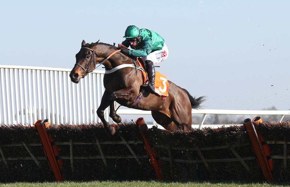 Fusil Raffles is the favourite for the Elite Hurdle at Wincanton this weekend