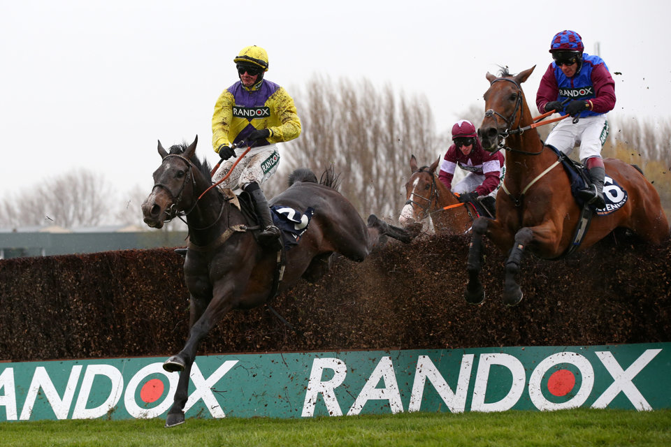 Kalashnikov was a game winner of the 2019 Manifesto Novices' Chase at Aintree.