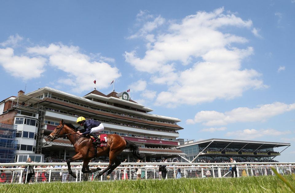 The Hungerford Stakes is a Group 2 run at Newbury.