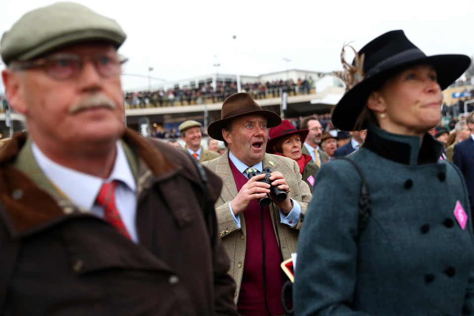 Nicky Henderson will be hoping to win the Triumph Hurdle for the second year running.