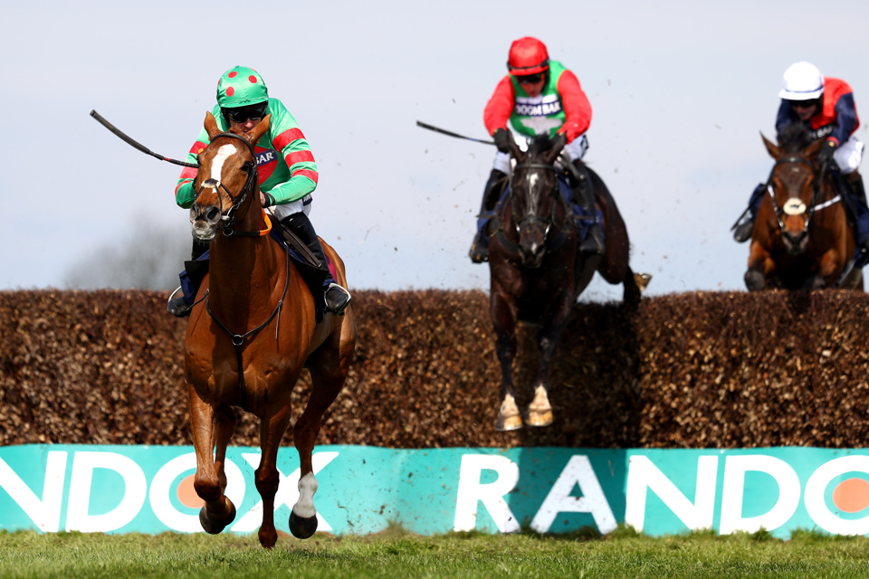 Sunday's feature at Aintree is the Old Roan Chase.