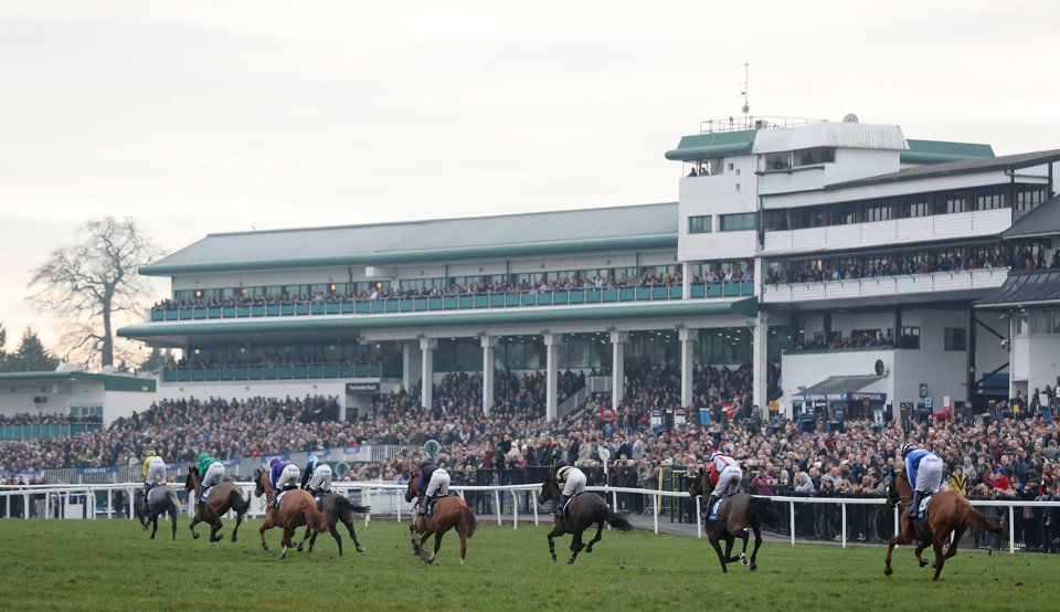 Chepstow hosted its two-day 'Jumps Season Opener' at the weekend.