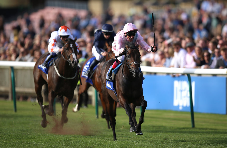 There are two Group 1 contests at Newmarket this afternoon.