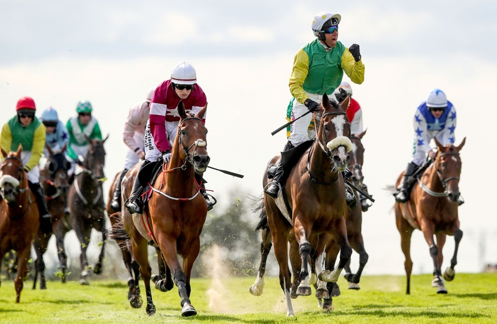 The Galway Hurdle is one of the summer highlights in Ireland.