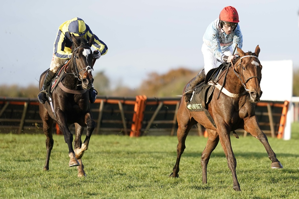 We pick out three horses worth a look with Cheltenham and Aintree in mind at weekend.