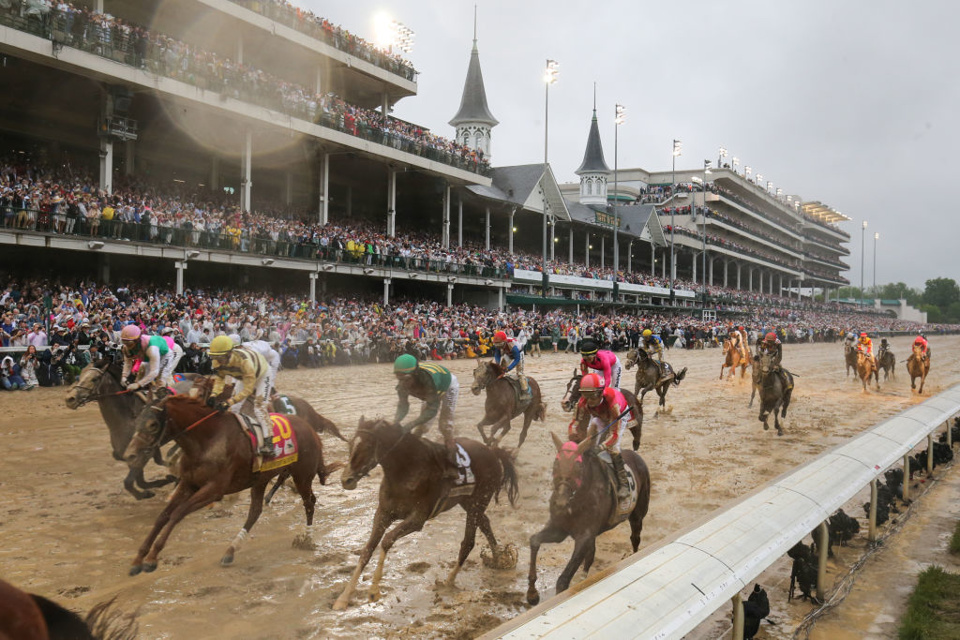 Kentucky Derby Odds