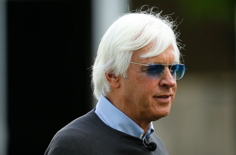 Bob Baffert trains Concert Tour and Hozier - two of the two options for the Grade I Arkansas Derby this Saturday.