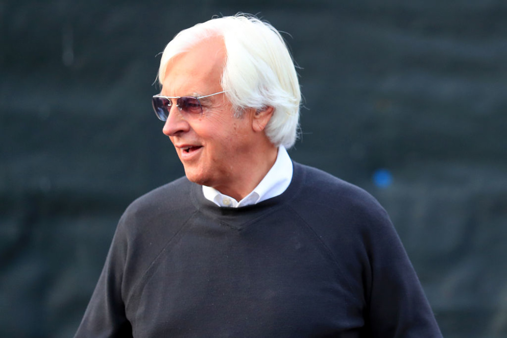 Bob Baffert has two of the top three horses in this ranking