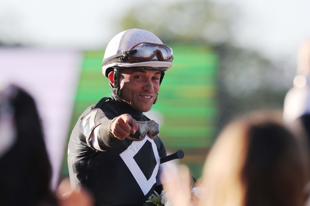 Jockey Joel Rosario has already won his fair share of Keeneland races so far, and the April Meet is not even a week old. Check out this ticket to see where he lands next.