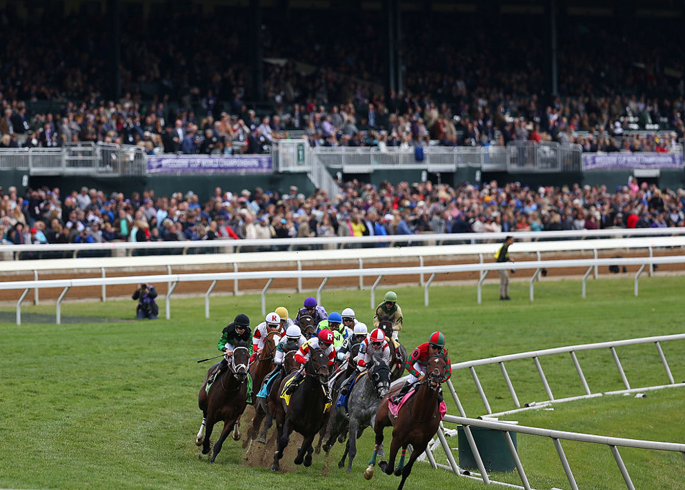 Another week of racing at picture perfect Keeneland begins on Wednesday