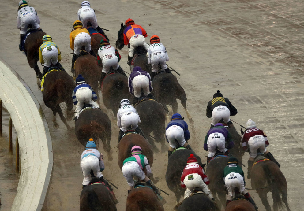 The winter home of Kentucky racing, Turfway Park has another eight races on tap on Thursday night