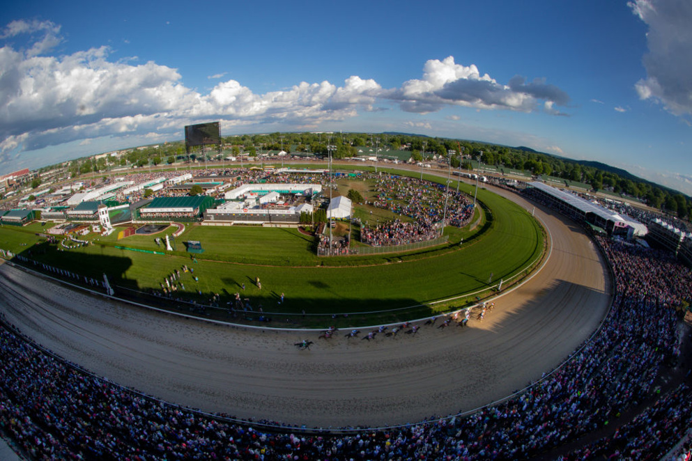 Churchill Downs is one of three tracks with Free Picks today here on HorseRacing.net