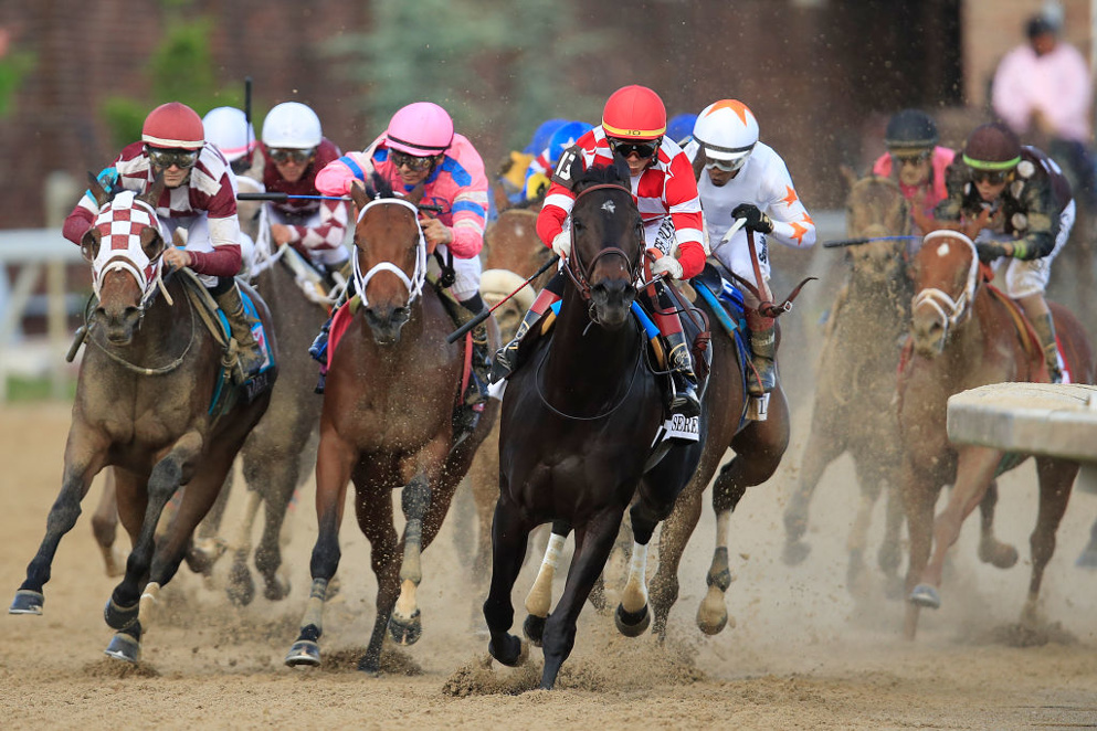 Swiss Skydiver failed at the Oaks but could she win the Preakness?