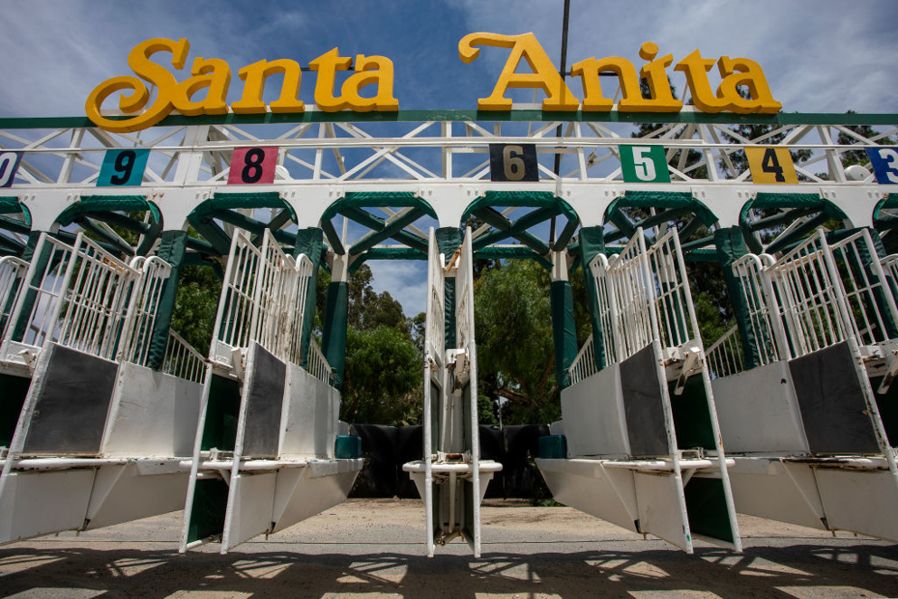 Santa Anita is where we go to for our Friday Picks and Analysis